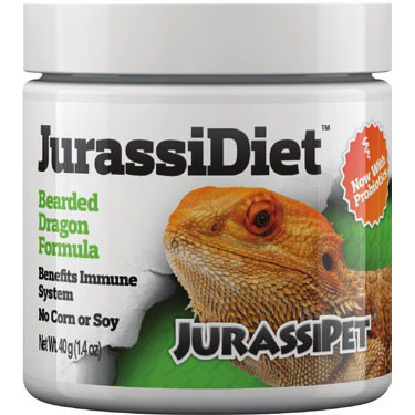 JurassiDiet Bearded Dragon