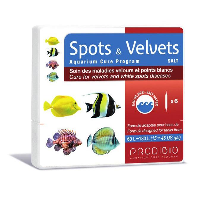Spots & Velvets SALT