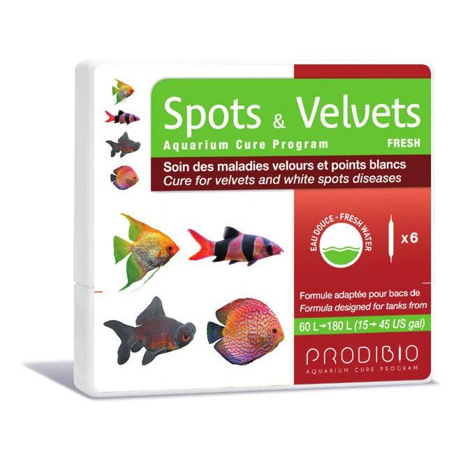Spots & Velvets FRESH