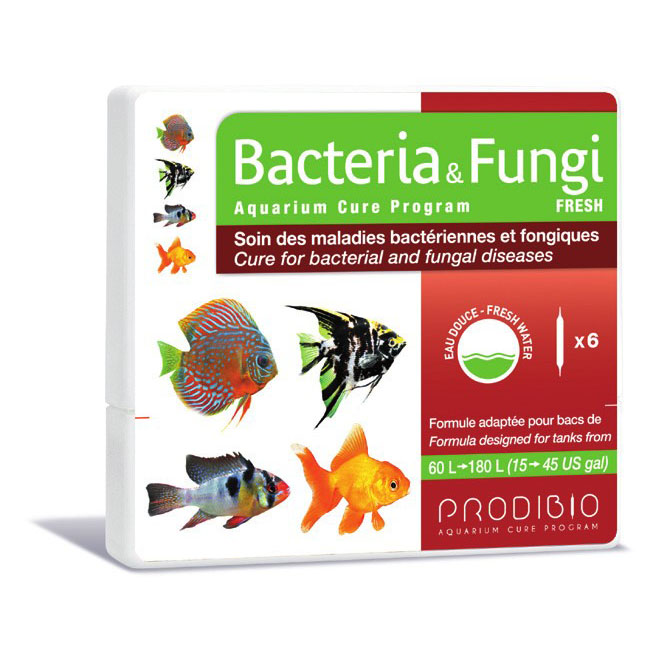 Bacteria & Fungi FRESH