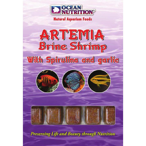 Artemia ++ (with Garlic & Spirulina)