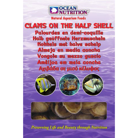 Clams On The Half Shell (Marines Only)