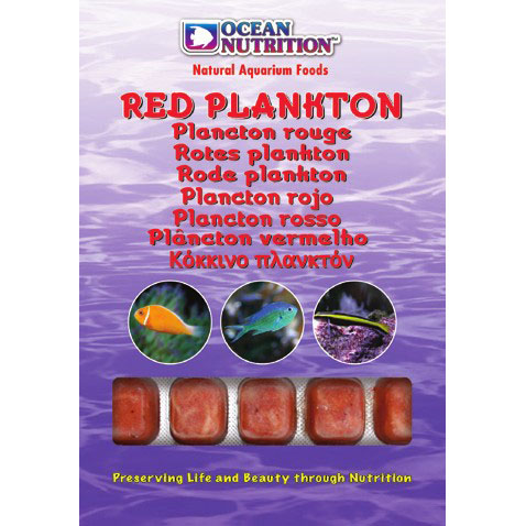 Red Plankton (Marines, Inverts & Fresh)