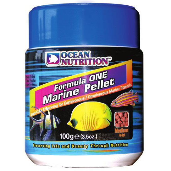 Formula One Pellets (Marines) (small or medium pellets)