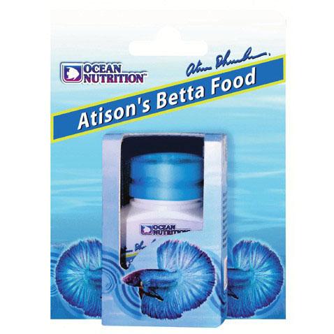 Atison's Betta Food