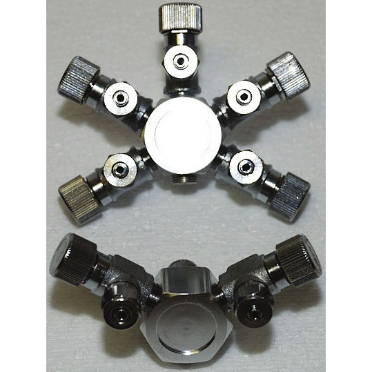 CO2 Accessories Manifolds