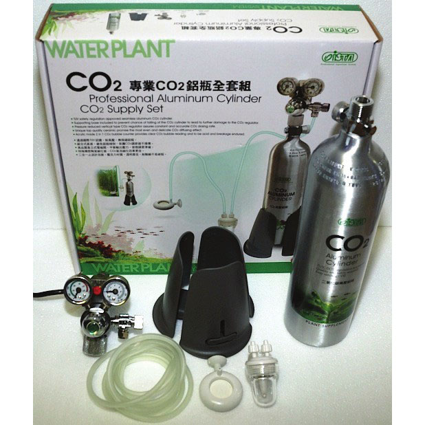 ISTA CO2 Bottle 0.5L Set