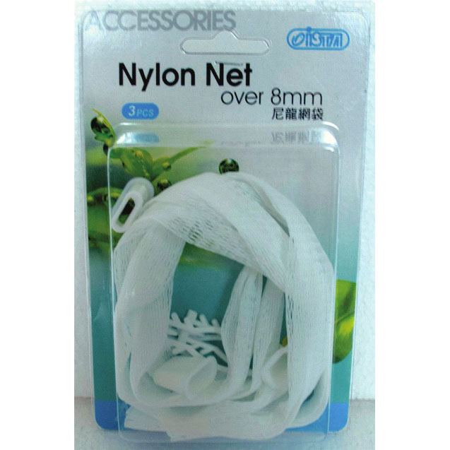 Nylon Net with Clips (3pc)