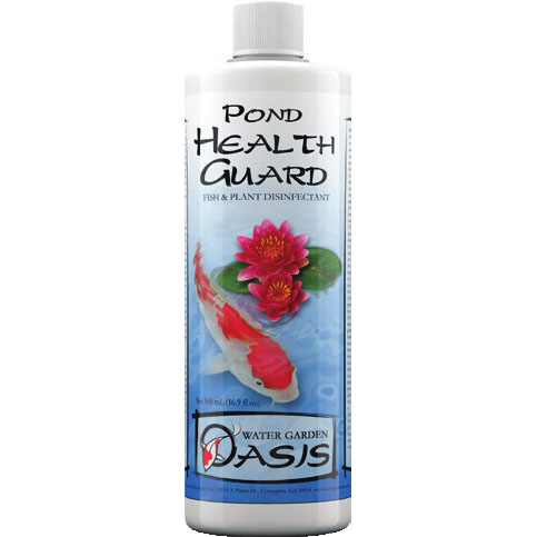 Pond Health Guard