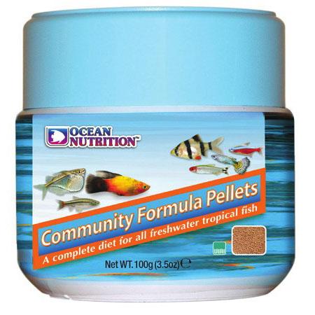 Community Formula Pellets