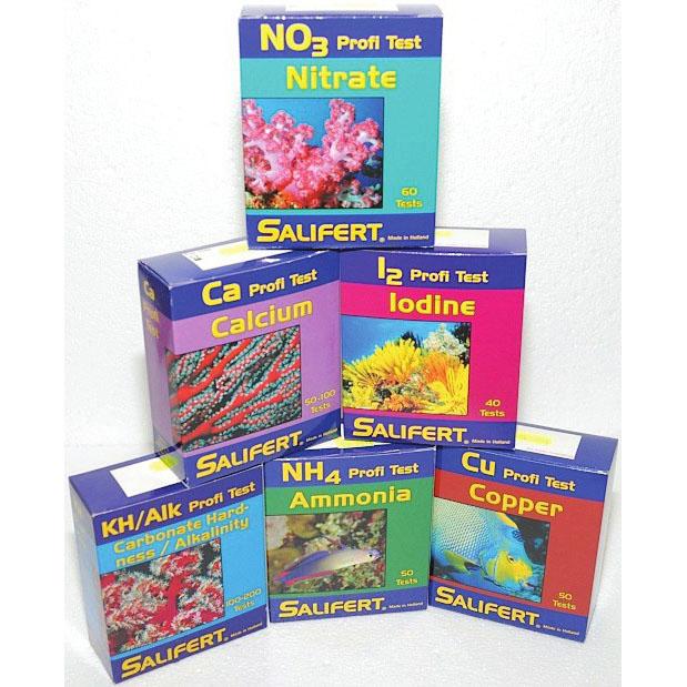 Salifert Test Kits & Treatment