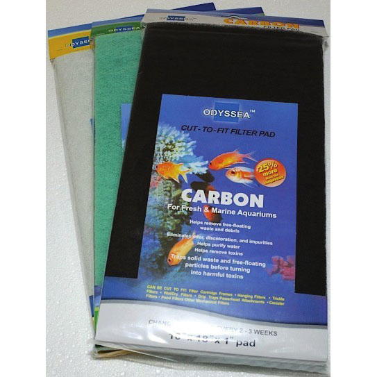Filter Pads 45cm x 25cm x 2.5cm