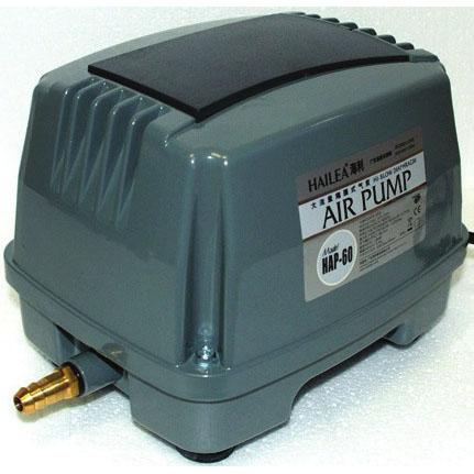 Silent, High-Pressure Air Compressors